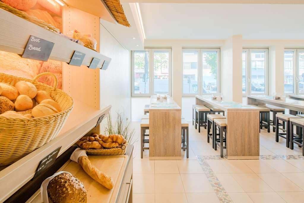 Best Western Hotel Kantstrasse Berlin - Breakfast