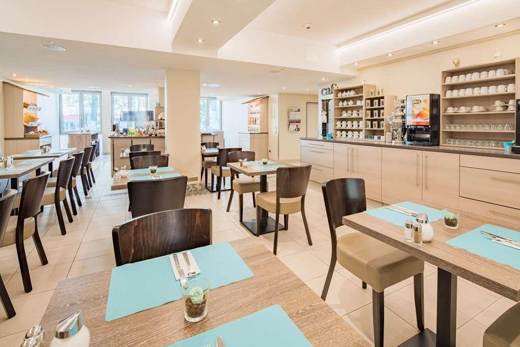 Best Western Hotel Kantstrasse Berlin - Breakfast area