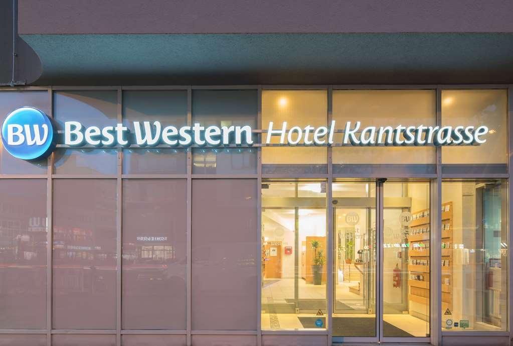 Best Western Hotel Kantstrasse Berlin - Façade