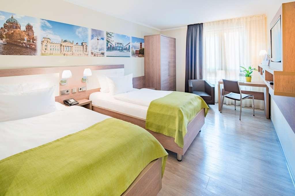 Best Western Hotel Kantstrasse Berlin - Guest room