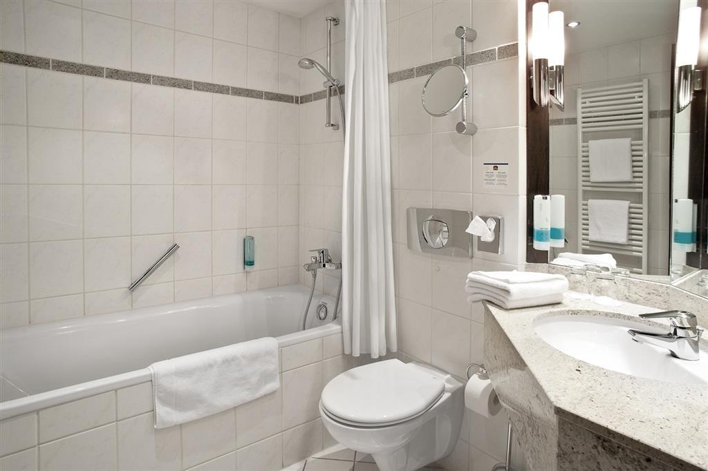 Best Western soibelmanns Lutherstadt Wittenberg - Guest Bathroom