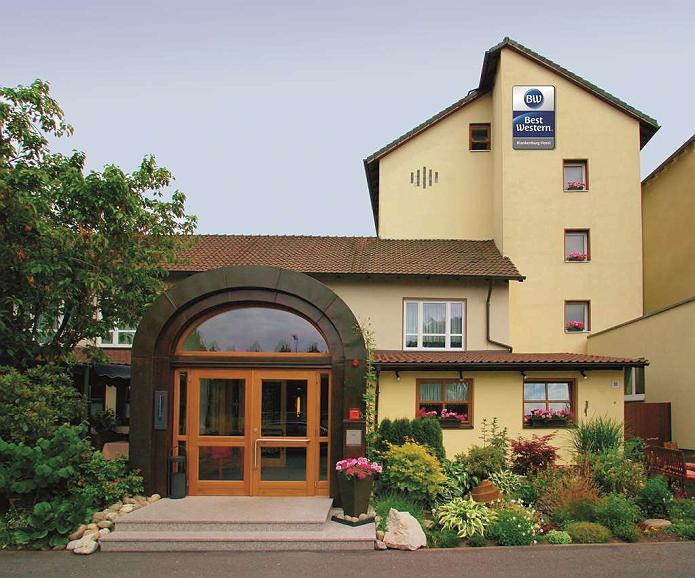 Best Western Blankenburg Hotel - Aussenansicht