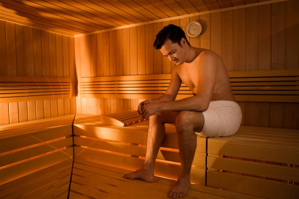 Best Western Plus Atrium Hotel - Sauna