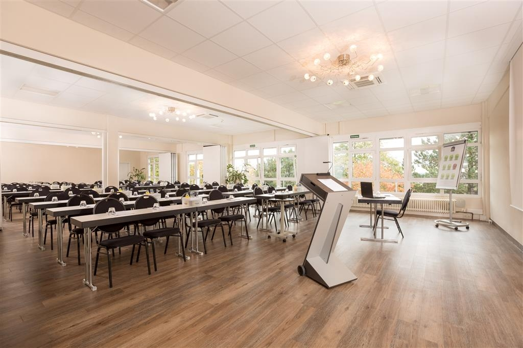 Best Western Plus Atrium Hotel - Sala meeting