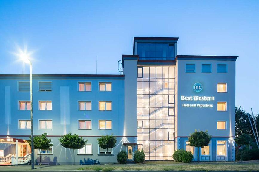 Best Western Hotel Am Papenberg - Aussenansicht