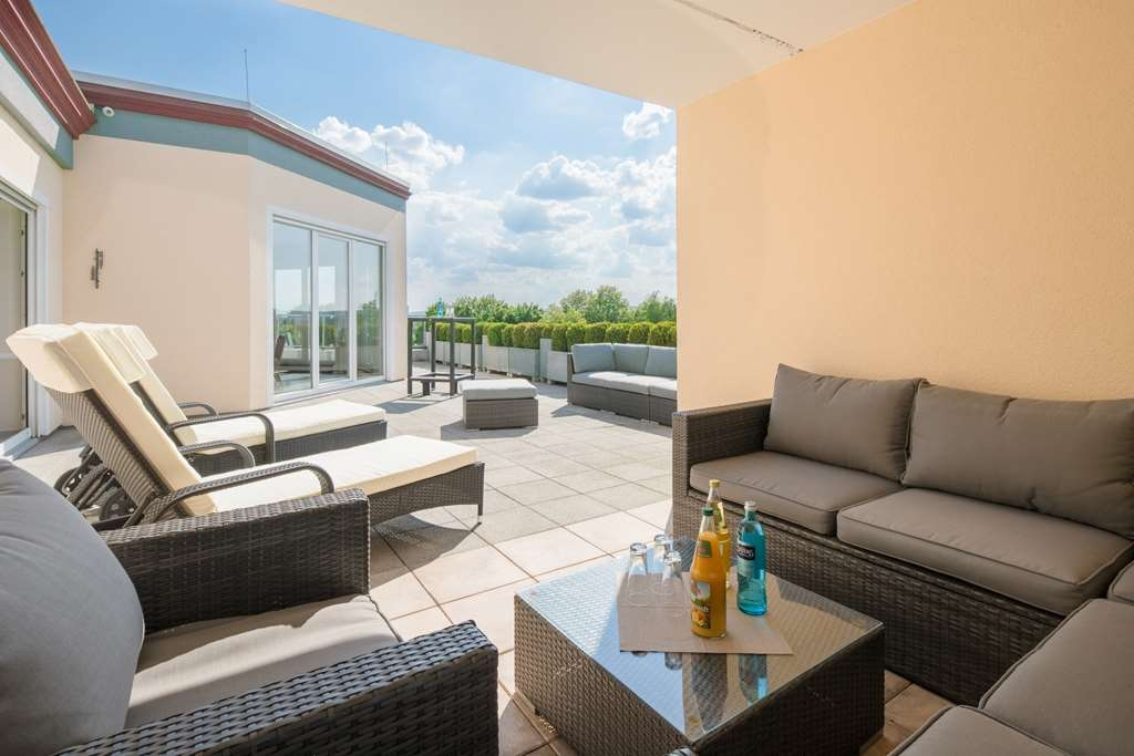 Best Western Hotel Am Papenberg - terrace