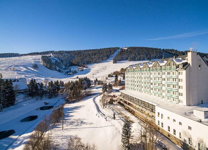 Best Western Ahorn Hotel Oberwiesenthal - Aussenansicht