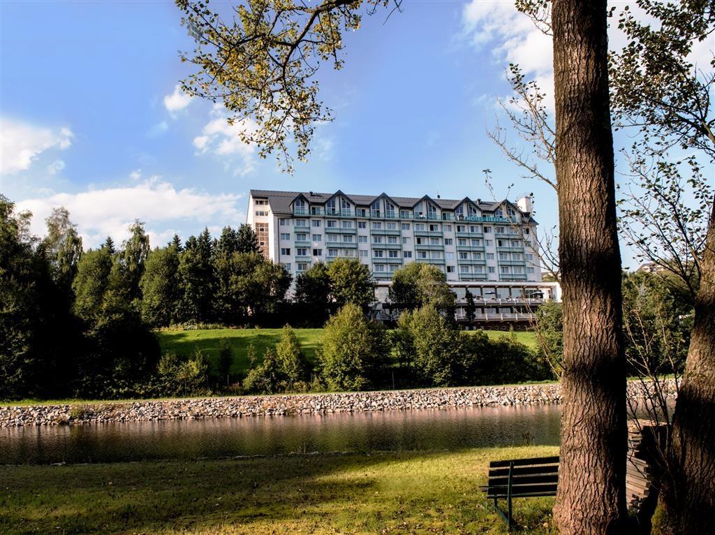 Best Western Ahorn Hotel Oberwiesenthal - Vista exterior