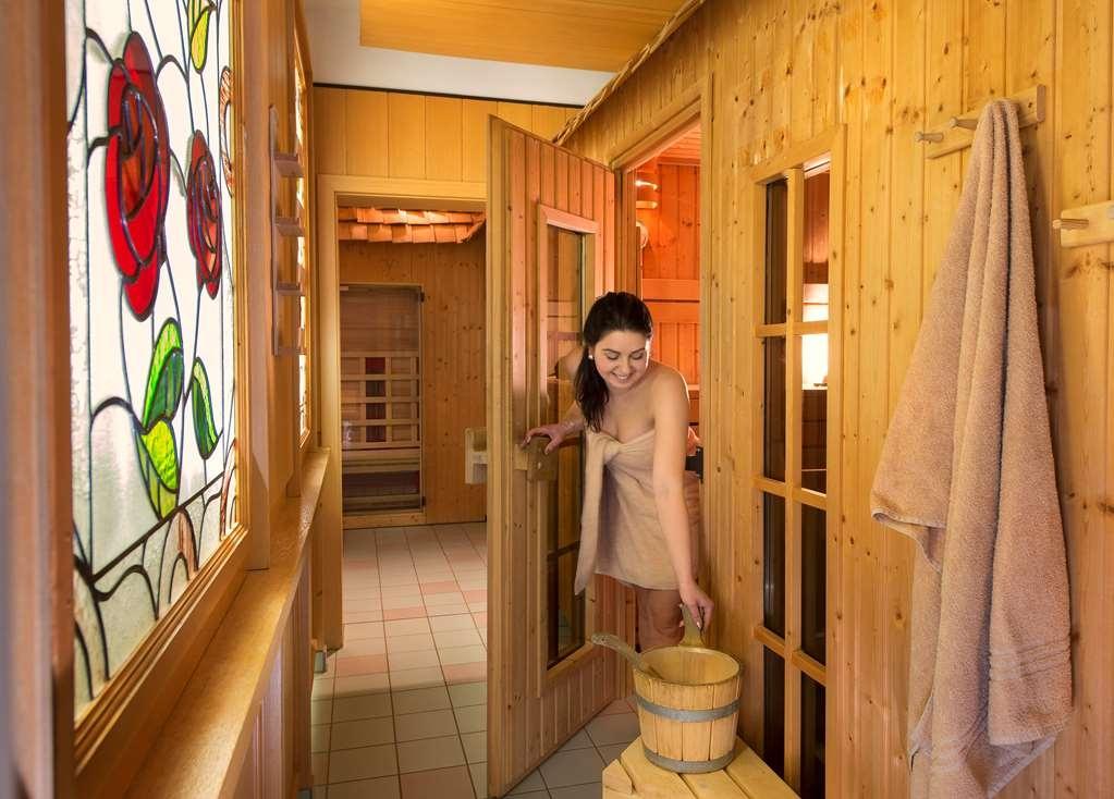 Best Western Ahorn Hotel Oberwiesenthal - Spa