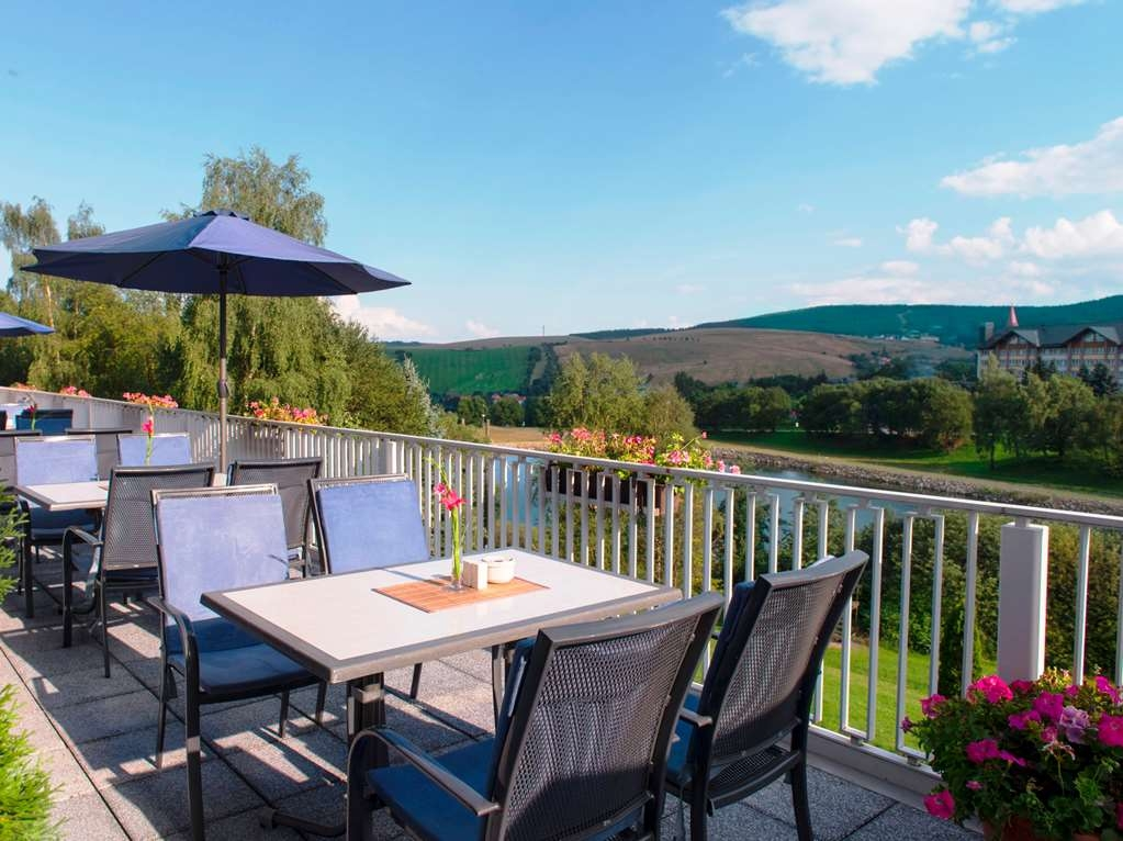 Best Western Ahorn Hotel Oberwiesenthal - Terrace