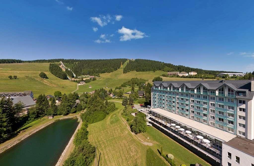 Best Western Ahorn Hotel Oberwiesenthal - exterior