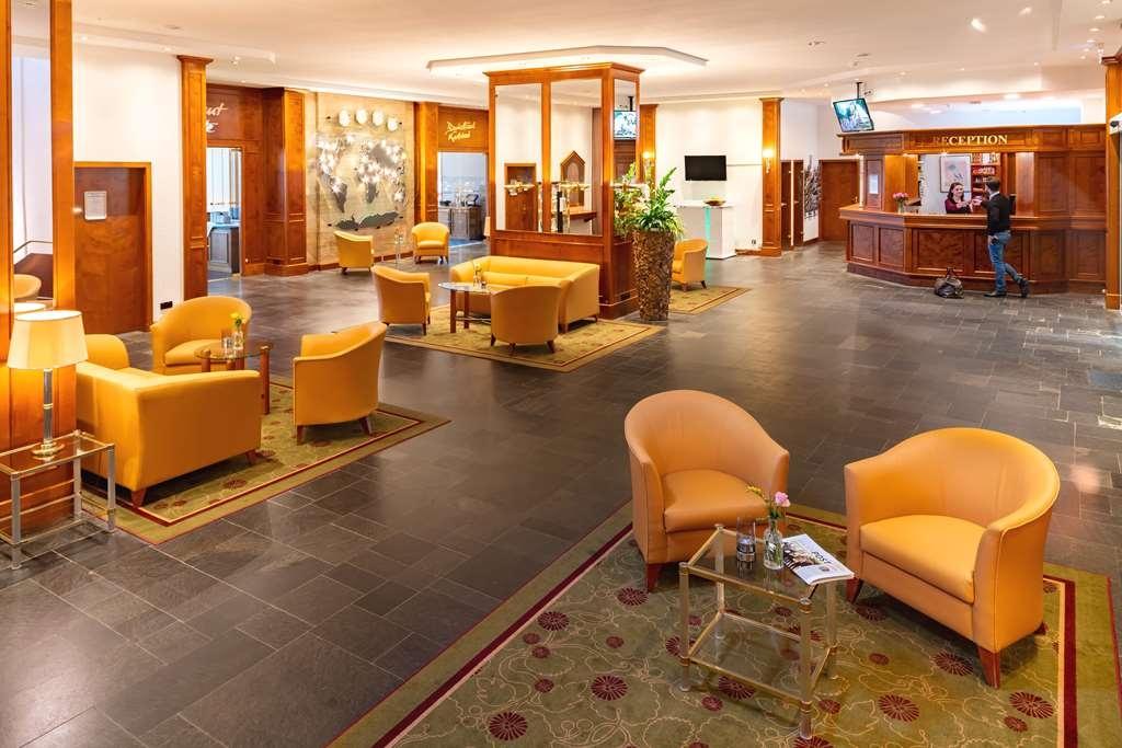 Best Western Ahorn Hotel Oberwiesenthal - lobby
