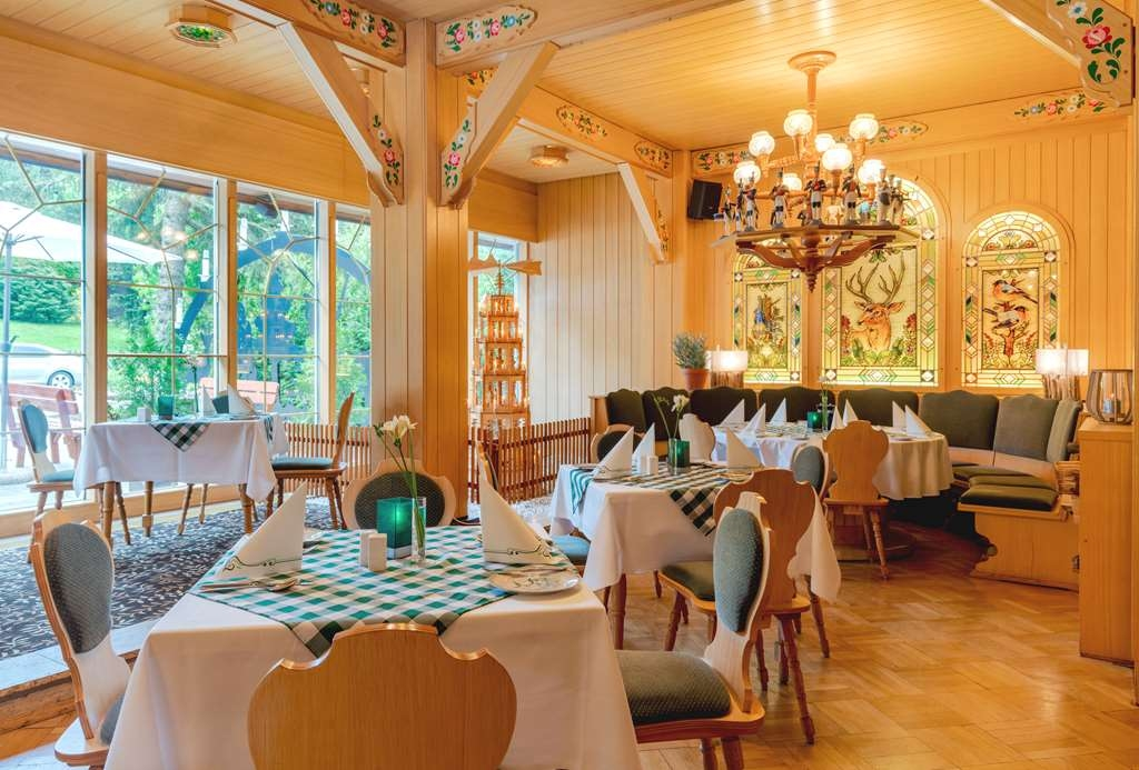 Best Western Ahorn Hotel Oberwiesenthal - Restaurant / Gastronomie