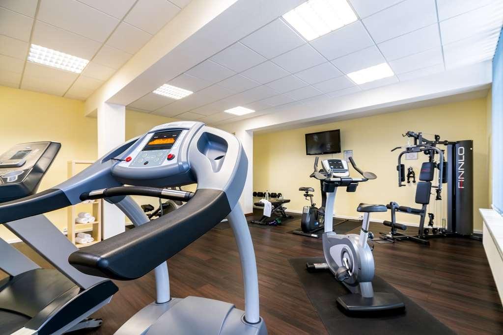 Best Western Ahorn Hotel Oberwiesenthal - Fitnessstudio