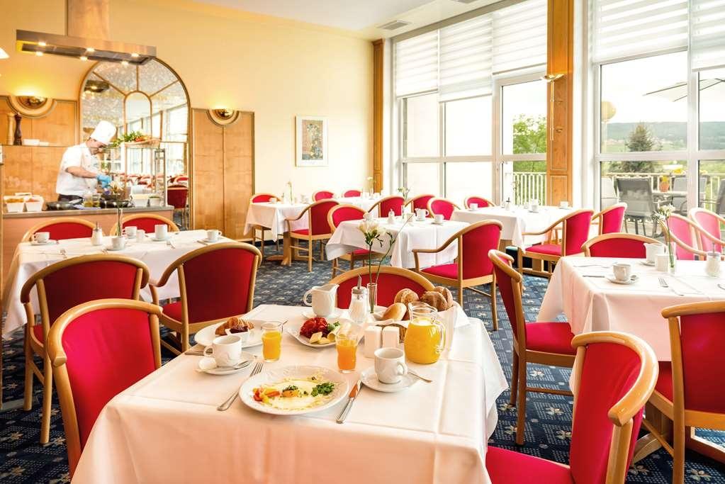 Best Western Ahorn Hotel Oberwiesenthal - restaurant