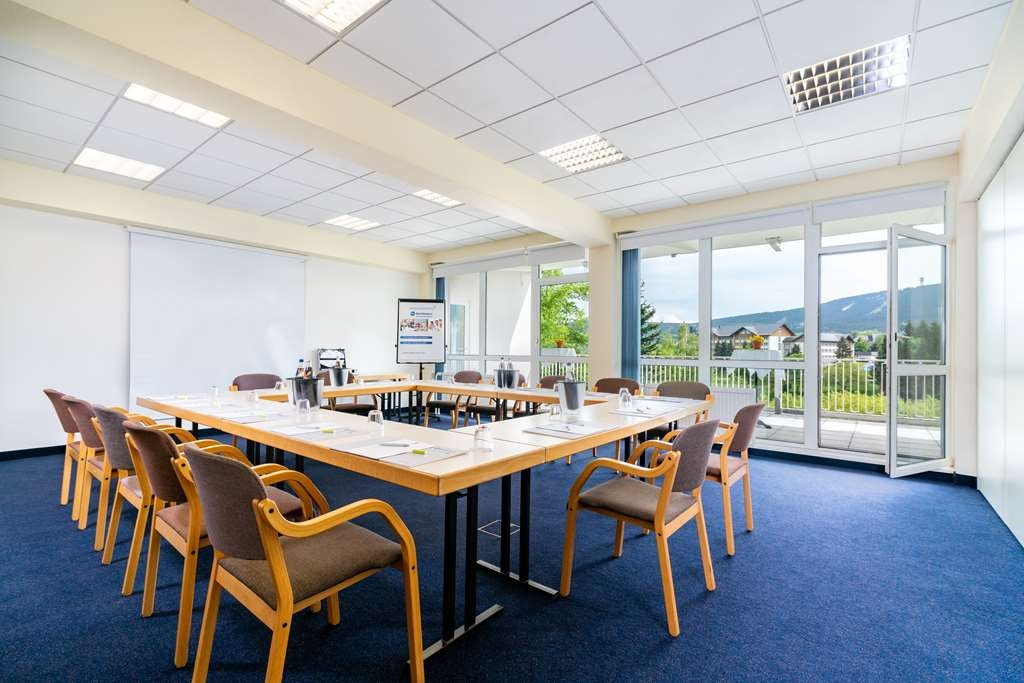 Best Western Ahorn Hotel Oberwiesenthal - Besprechungszimmer