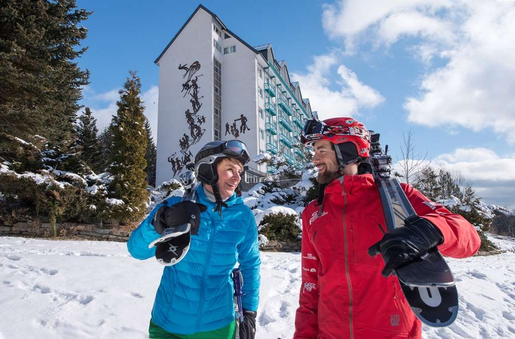 Best Western Ahorn Hotel Oberwiesenthal - Loisirs