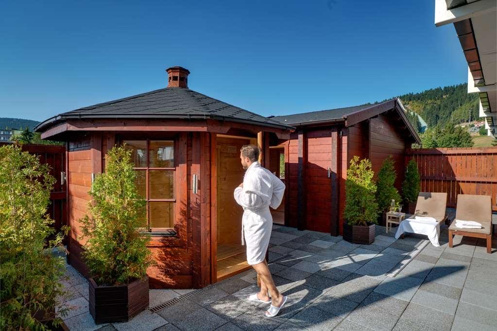 Best Western Ahorn Hotel Oberwiesenthal - Sauna