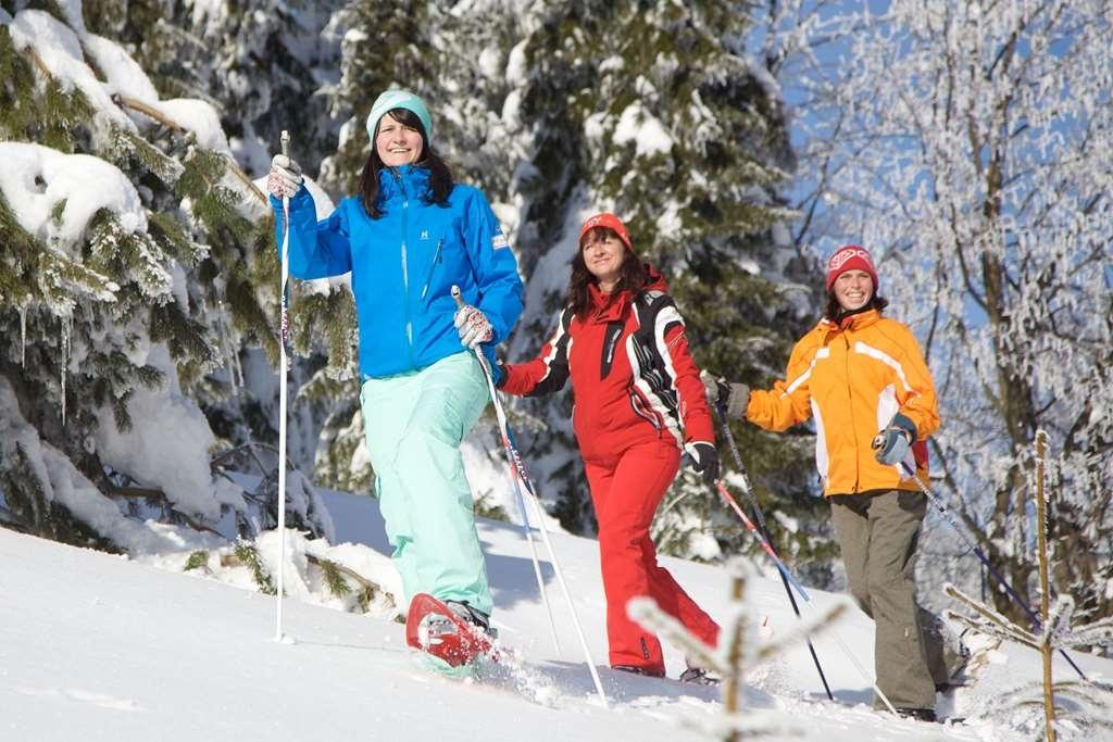 Best Western Ahorn Hotel Oberwiesenthal - Recreational Facility