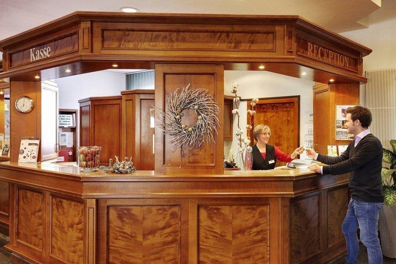 Best Western Ahorn Hotel Oberwiesenthal - Foyer