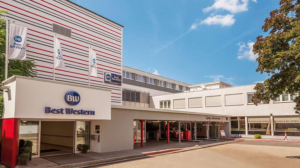 Best Western Hotel Darmstadt - Aussenansicht