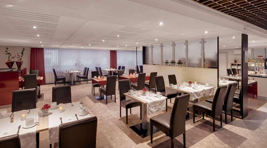 Best Western Hotel Darmstadt - Restaurant / Gastronomie