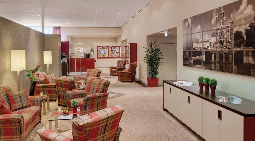 Best Western Hotel Darmstadt - Lobbyansicht