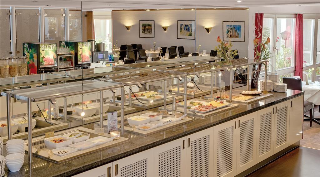 Best Western Hotel Darmstadt - Restaurants