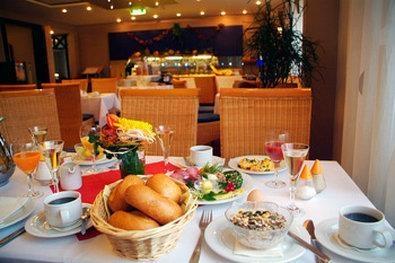 Best Western Hotel Prisma - Restaurants