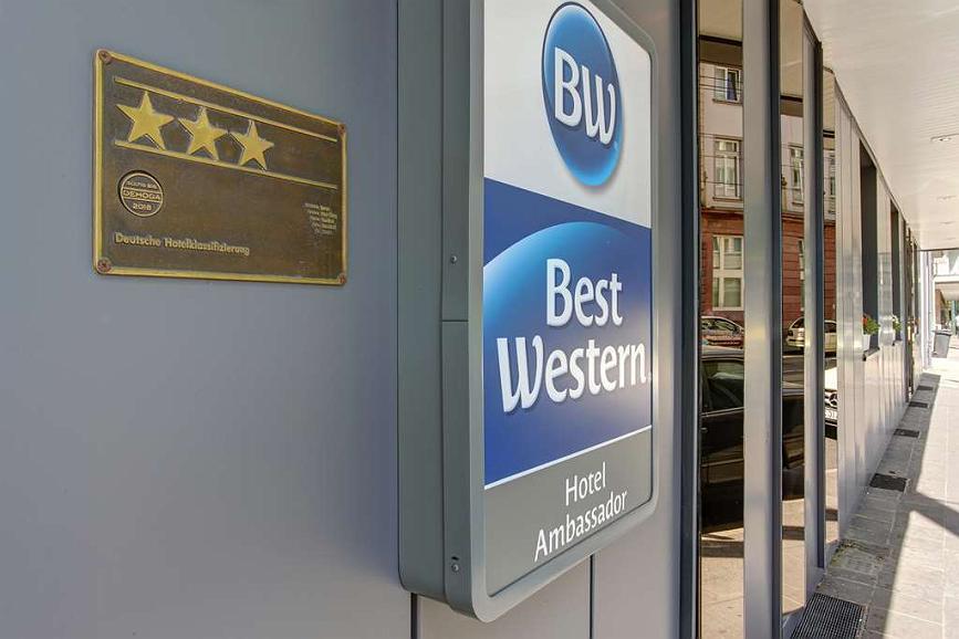 Best Western Ambassador Hotel - Aussenansicht