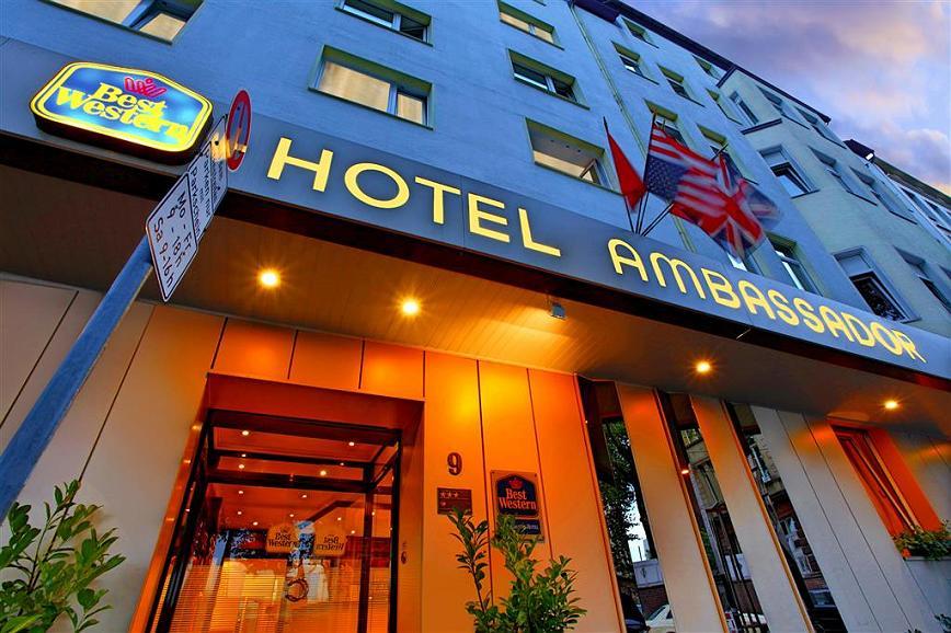 Best Western Ambassador Hotel - BEST WESTERN Ambassador Hotel