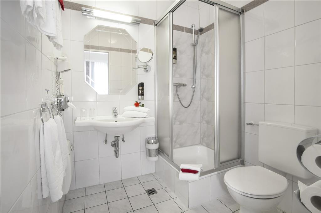 Best Western Ambassador Hotel - Salle de bains