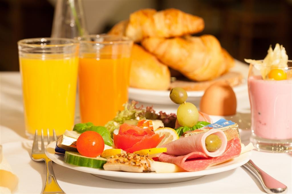 Best Western Ambassador Hotel - Desayuno