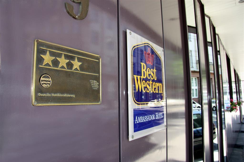 Best Western Ambassador Hotel - Vue de l'extérieur