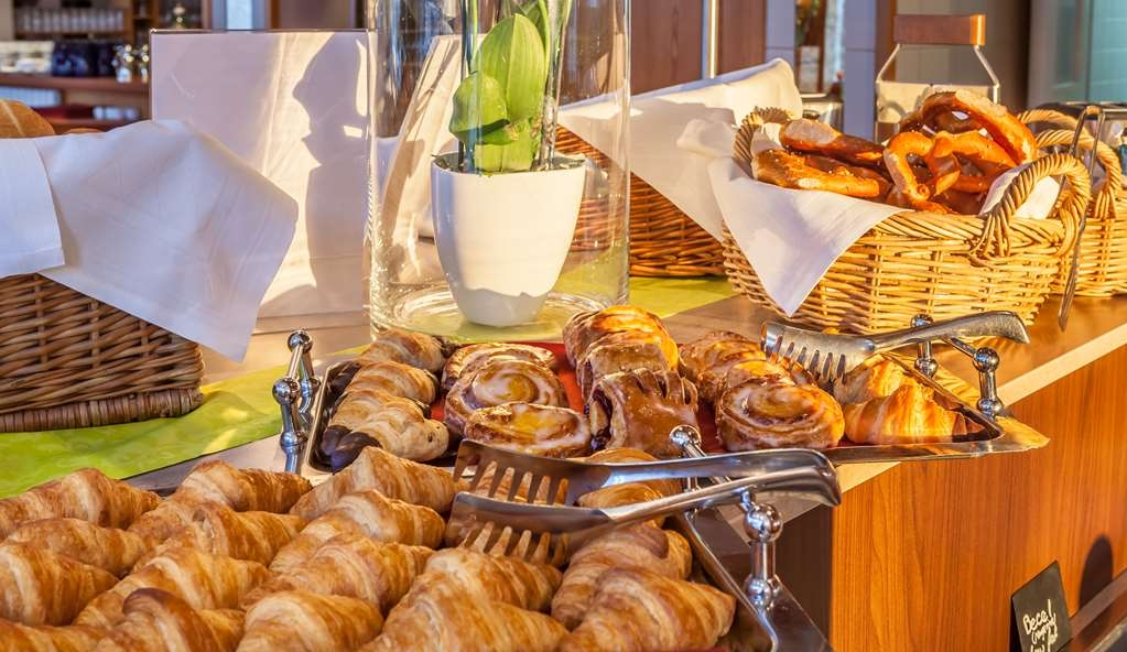 Best Western Plus Crown Hotel - Restaurante/Comedor