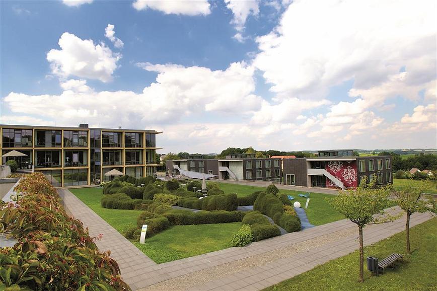 Best Western Hotel Am Schlosspark - Außenansicht