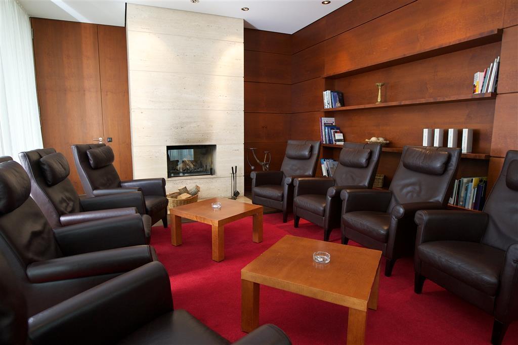 Best Western Hotel Am Schlosspark - Lounge