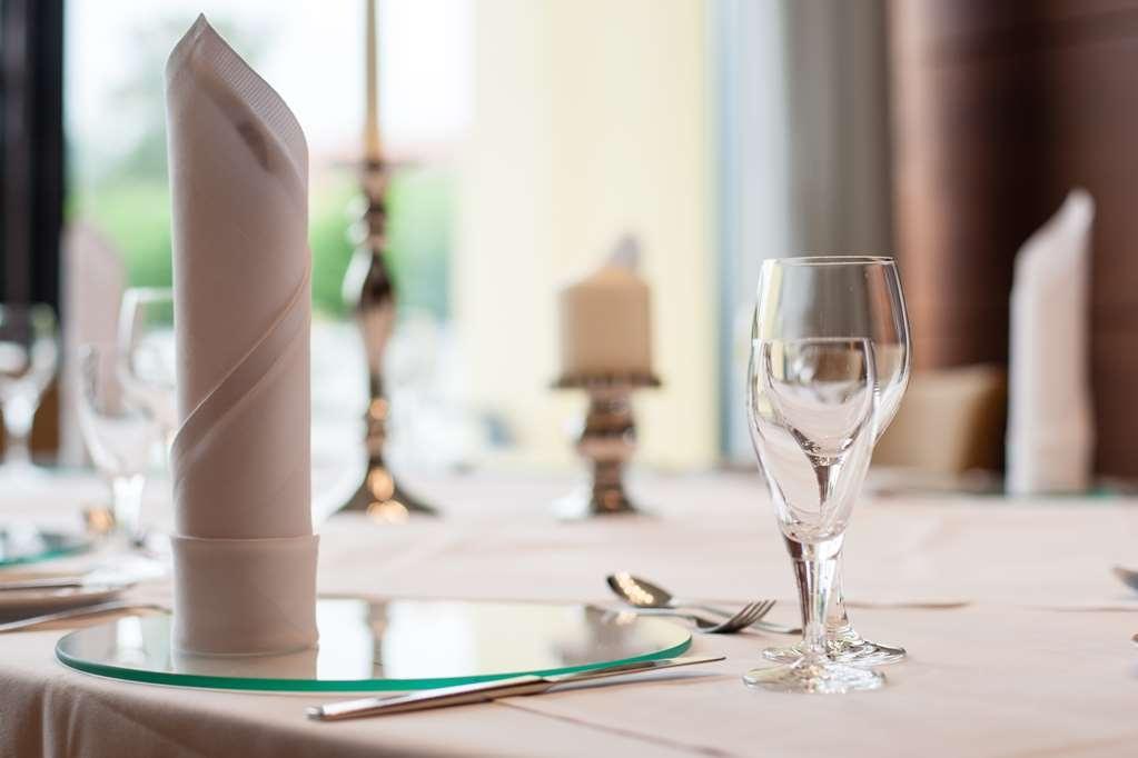 Best Western Hotel Am Schlosspark - Restaurant / Gastronomie
