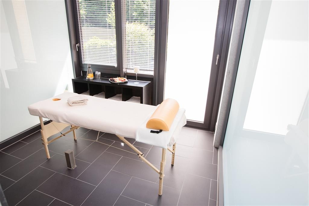 Best Western Hotel Am Schlosspark - Spa Area