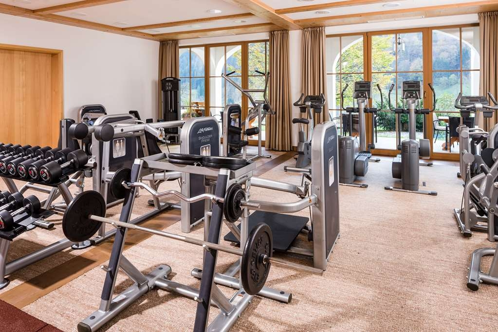 Berghotel Rehlegg, BW Premier Collection - Club de remise en forme