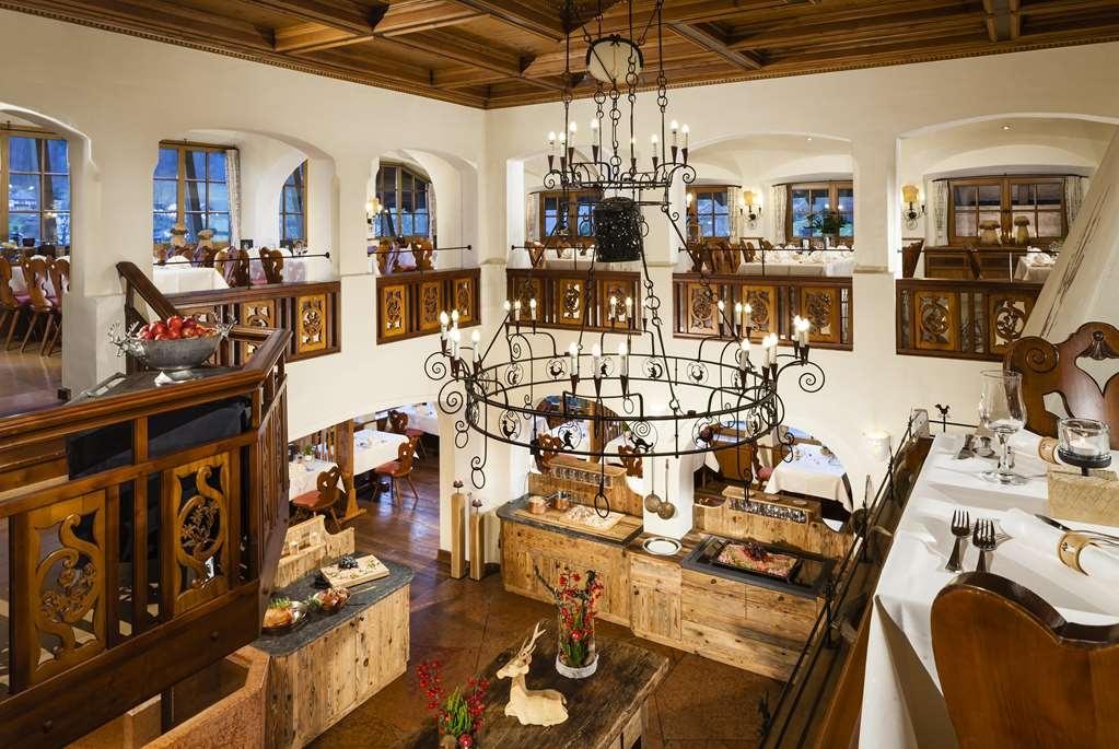 Berghotel Rehlegg, BW Premier Collection - Ristorante / Strutture gastronomiche