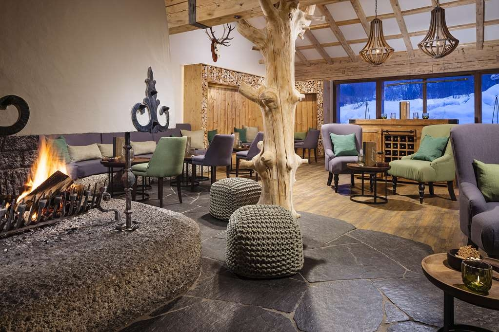 Berghotel Rehlegg, BW Premier Collection - Bar / Lounge