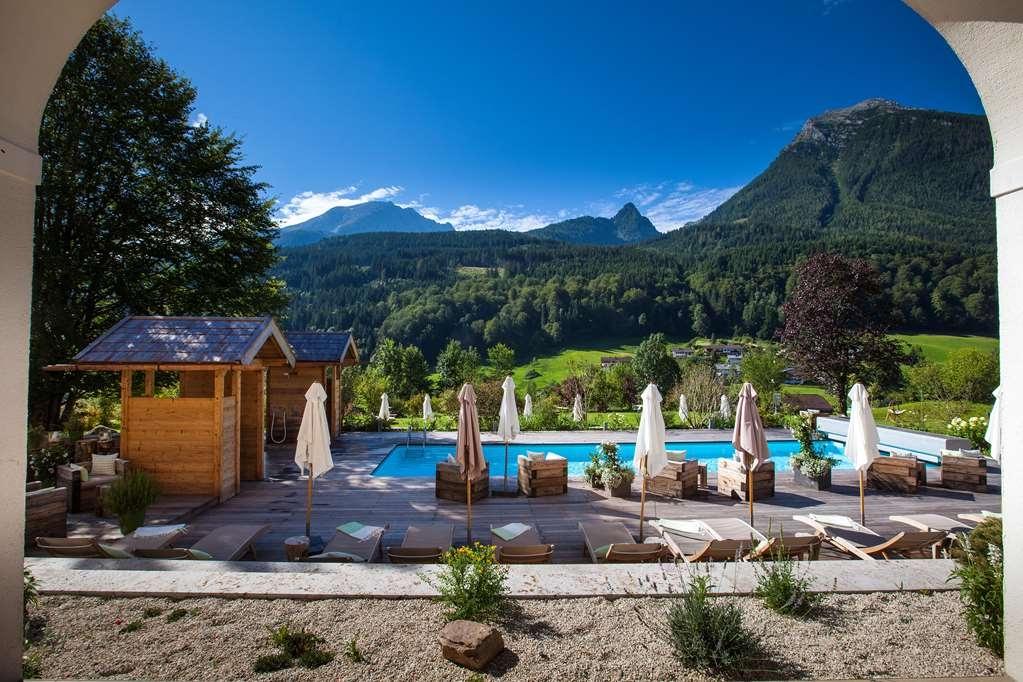 Berghotel Rehlegg, BW Premier Collection - Vue de la piscine
