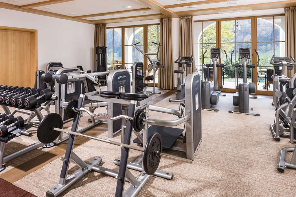 Berghotel Rehlegg, BW Premier Collection - Club de remise en forme