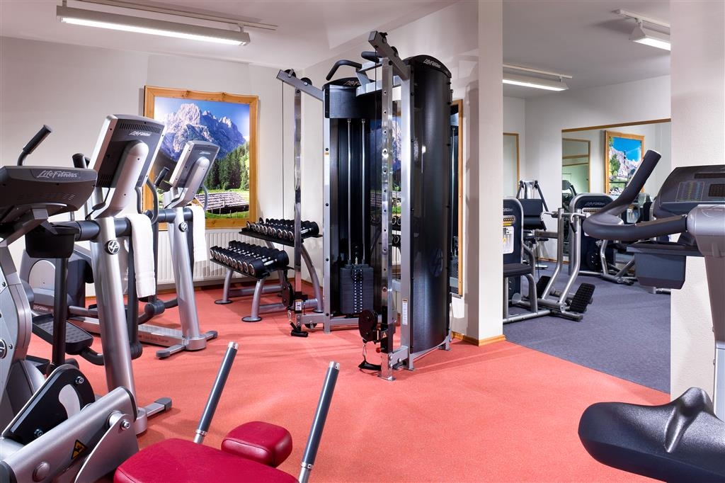 Berghotel Rehlegg, BW Premier Collection - Fitness Area