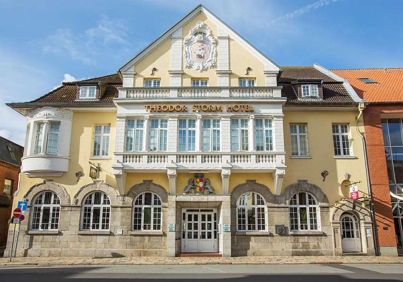Best Western Plus Theodor Storm Hotel - Area esterna