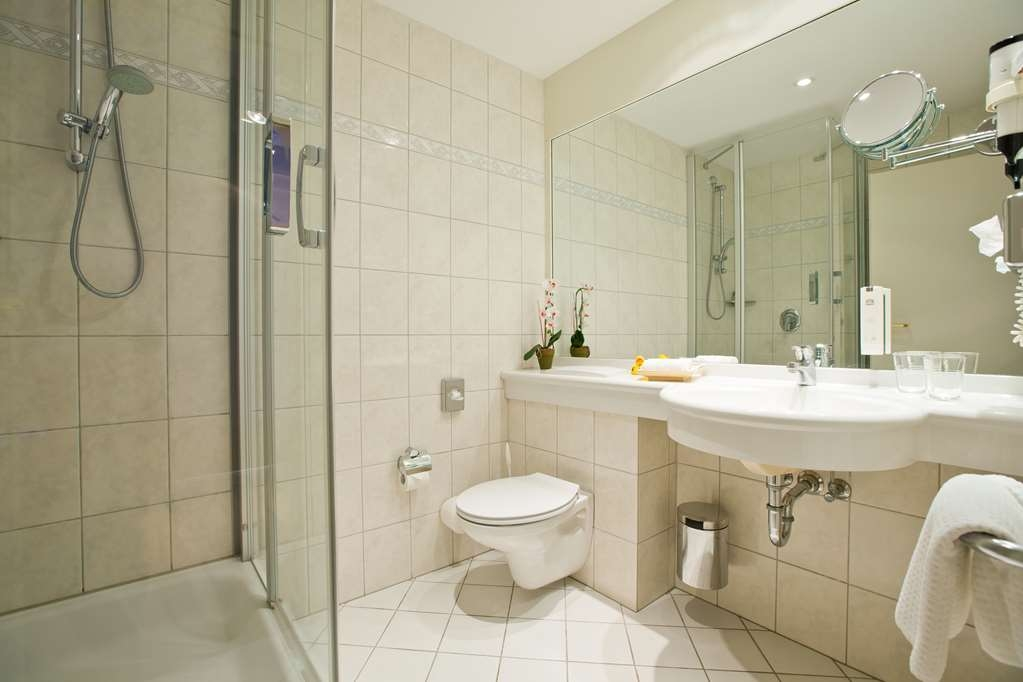 Best Western Plus Theodor Storm Hotel - Salle de bain