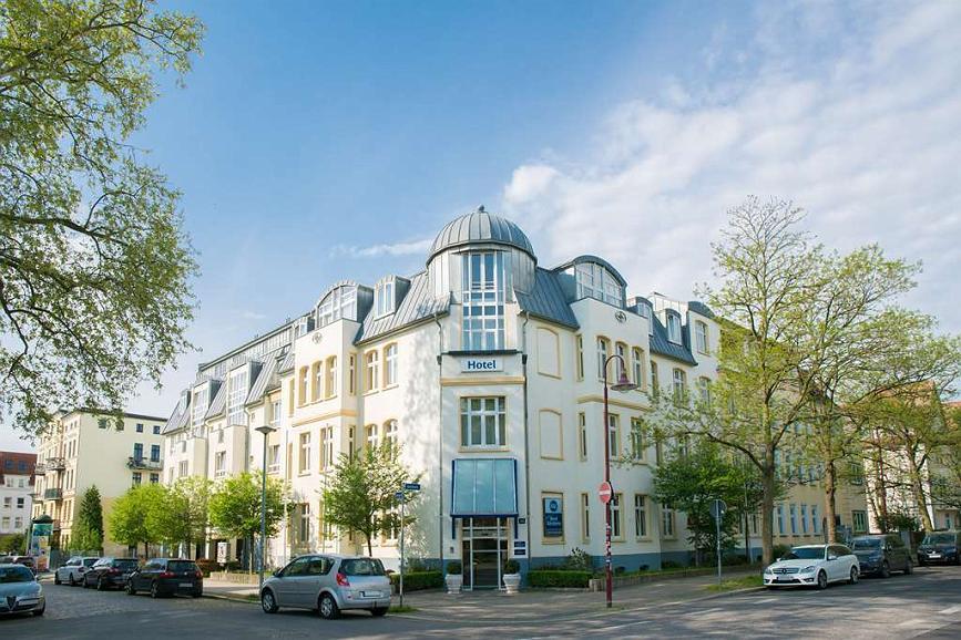 Best Western Hotel Geheimer Rat - Aussenansicht