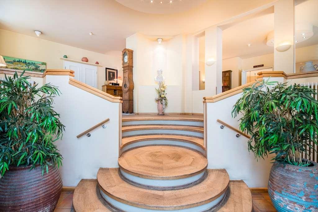Best Western Hotel Geheimer Rat - lobby