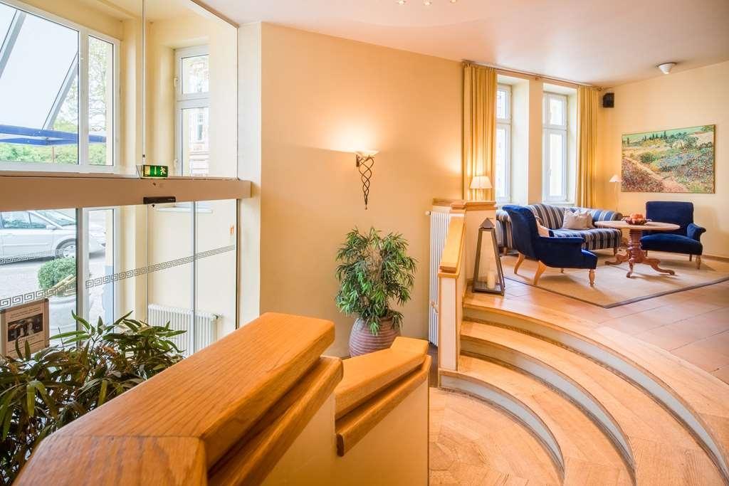 Best Western Hotel Geheimer Rat - Lobbyansicht